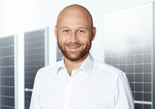Reimar Sauter - Geschäftsführer der mein solar strom GmbH