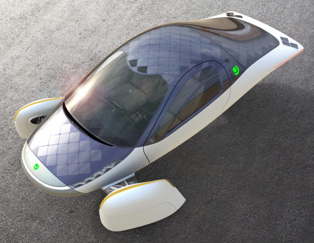 Das Aptera Solar-Auto ist noch Zukunftsmusik